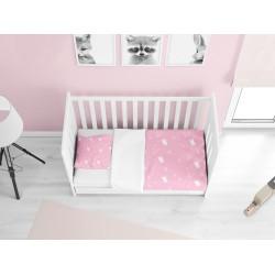 Нежно спално бельо за бебе Сладко зайче - Cute Rabbit
