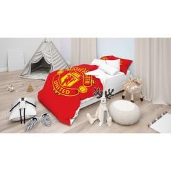 Футболно спално бельо Манчестър Юнайтед - Man United
