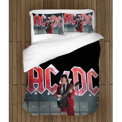 Уникално спално бельо AC/DC