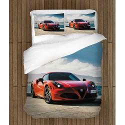 Спален комплект с кола Алфа Ромео - Alfa Romeo