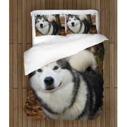 Спален комплект Аляски маламут - Alaskan Malamute Smile