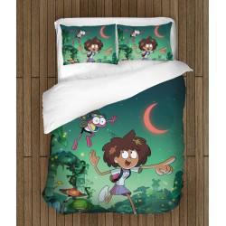 Спално бельо за деца Амфибия - Amphibia
