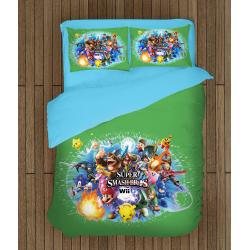 Весело спално бельо с Анимационни герои - Animation Characters