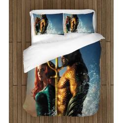 Модерен спален комплект Аквамен - Aquaman