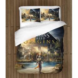 Уникален спален комплект Асасин Скрит - Assassin's Creed Origins