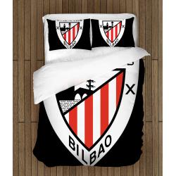 Футболно спално бельо със завивка 3D Билбао - Bilbao