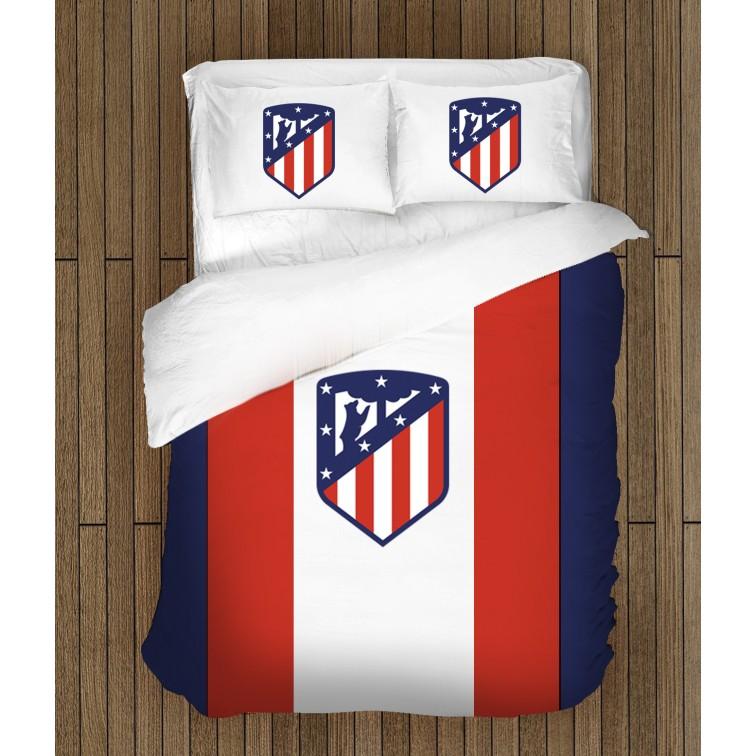 3D футболно спално бельо Атлетико Мадрид - Atletico Madrid