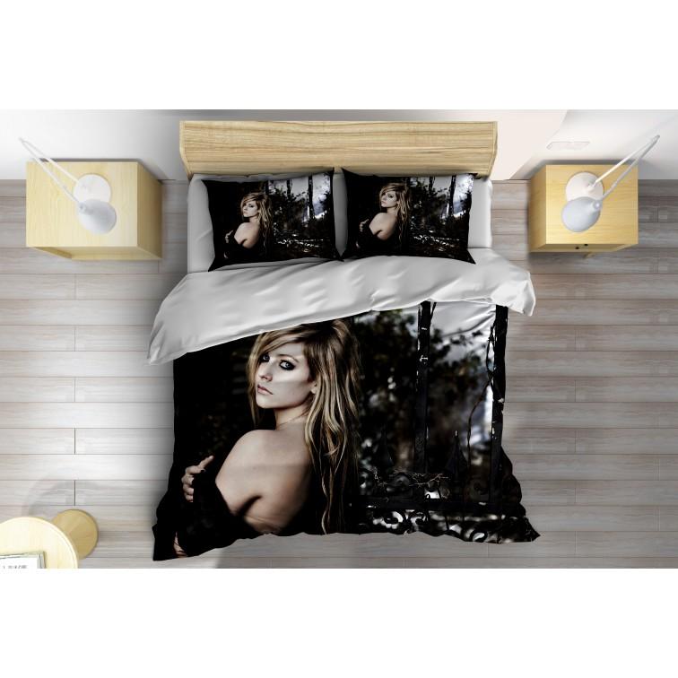 Спално бельо Аврил Лавин - Avril Lavigne