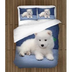 Спално бельо Бебе самоед - Baby Samoyed