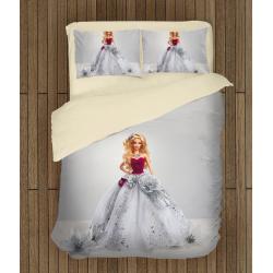 Детски спален комплект Кукла барби - Barbie Doll