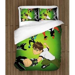 Спално бельо за дете Бен 10 - Ben 10