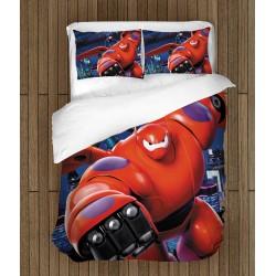 Детско спално бельо Героичната шесторка - Big Hero
