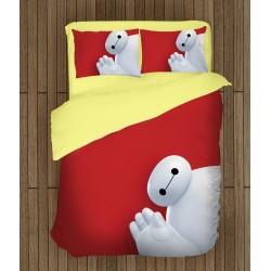 Детско спално бельо Героичната шесторка - Big Hero Wave