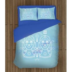 Арт спално бельо Близнаци - Gemini