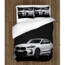 Комплект Спално бельо със завивка БМВ - BMW