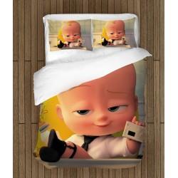 Детски спален комплект Бебе Бос - Boss Baby