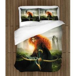 Детско спално бельо Храбро сърце - Brave