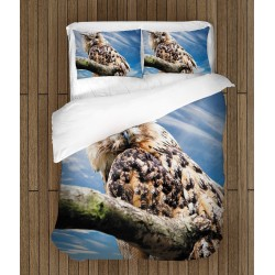 Спално бельо Бухал - Owl