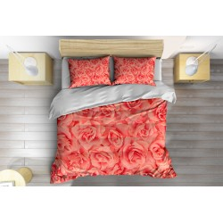 Спален комплект Букет от рози - Roses Bouquet