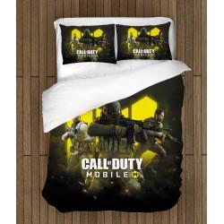 Геймърско спално бельо Call of Duty Mobile