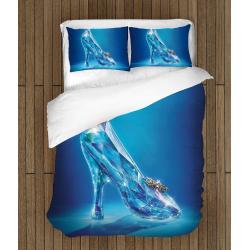 Романтично спално бельо Пантофката на Пепеляшка - Cinderella