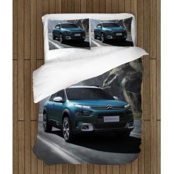 Спално бельо с кола Ситроен - Citroen