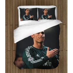 Футболно спално бельо Кристиано Роналдо - Cristiano Ronaldo Dark