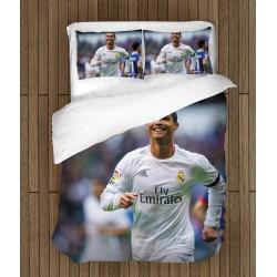 Футболен спален комплект Кристиано Роналдо - Cristiano Ronaldo