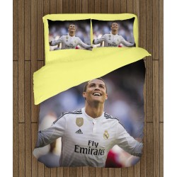 Футболни чаршафи Кристиано Роналдо - Cristiano Ronaldo Real Madrid