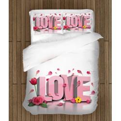 Романтичен спален комплект Да живее любовта - Long Live Love
