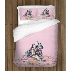 Сладко спално бельо с Бебе Далматинец - Dalmatian Baby