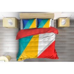 Арт спално бельо Дигитална цветна картина - Digital Art Color