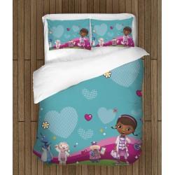 Детско спално бельо Док Макстъфинс - Doc McStuffins