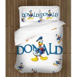 Детско спално бельо с анимационни герои Доналд Дък - Donald Duck