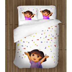 Детски чаршафи Дора Изследователката - Dora