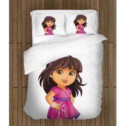 Детски спален комплект Дора и приятели - Dora and Friends