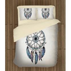 Арт спално бельо Капан за сънища - Dreamcatcher