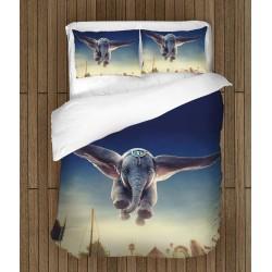 Спално бельо с анимационни герои Дъмбо - Dumbo