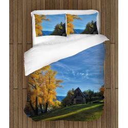 Спално бельо с есенни мотиви - Autumn