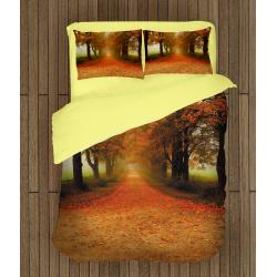 Есенно спално бельо Пътека - Path