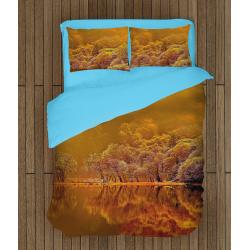 Нежен спален комплект Есенно спокойствие - Autumn calm