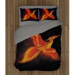 3D спално бельо Феникс - Phoenix