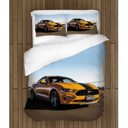 Дизайнерско спално бельо Форд Мустанг - Ford Mustang