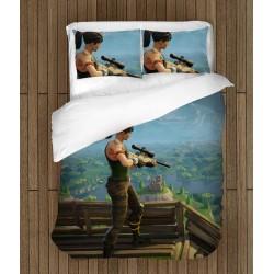 Геймърски спален комплект Fortnite Master Grenadier - Майстер Гренадир
