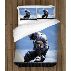Геймърски спален комплект Фортнайт - Fortnite Overtaker