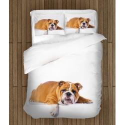 Спално бельо Английски Булдог - British Bulldog