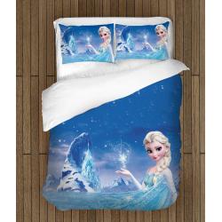 Спално бельо със завивка Елза и Ана Фрозън - Elsa and Anna Frozen
