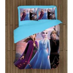 Модерно детско спално бельо Замръзналото кралство 2 - Frozen 2