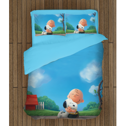 Детско спално бельо Фъстъчетата - The Peanuts Love