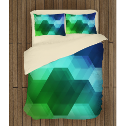 Абстрактно спално бельо Геометрия - Geometry